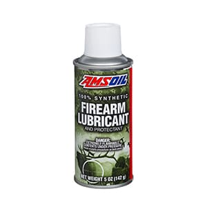 100% Synthetic Firearms Lubricants and Protectant