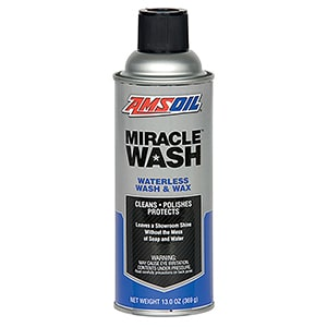 Miracle Wash Waterless Wash and Wax Spray