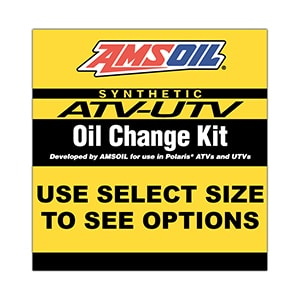 UTV and ATV Oil Kits