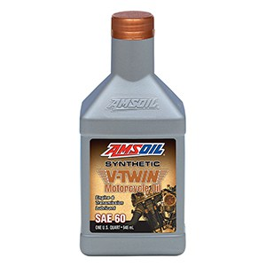 V-Twin Motorcycle Oil