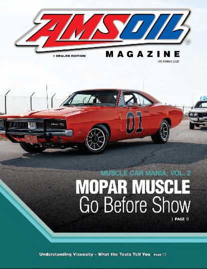 AMSOIL Dealer Magazine October 2020