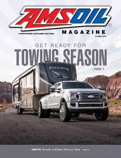 AMSOIL Preferred Customer Magazine Summer 2021