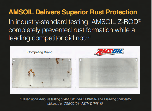 AMSOIL Rust Protection