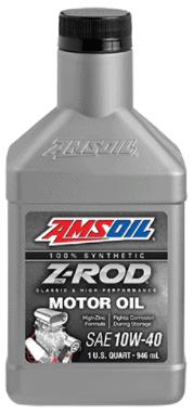 Z-ROD 10W-40 Synthetic Motor Oil