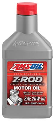Z-Rod Motor Oil 20W-50