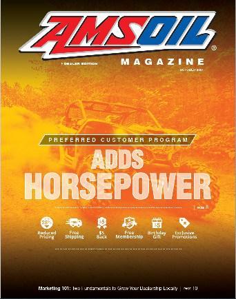 AMSOIL Dealer Magazine October 2021